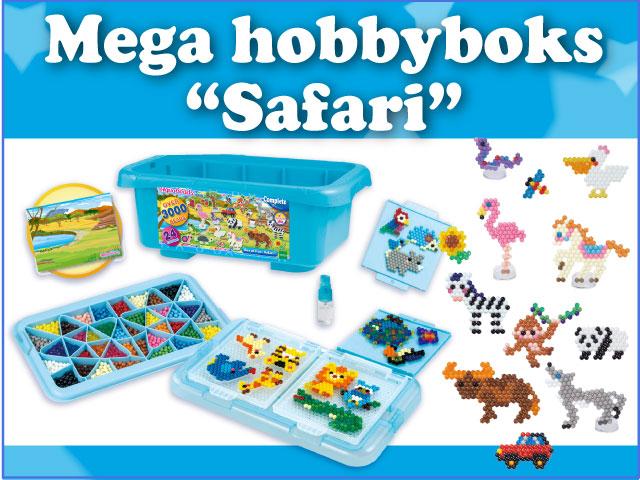 """Mega hobbyboks """"Safari"""""""