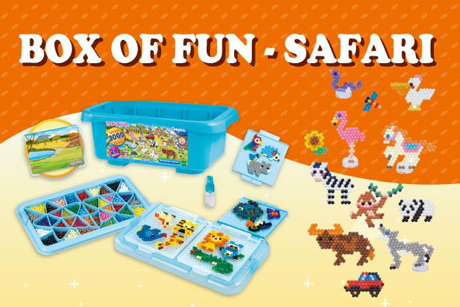 Box of Fun - Safari -