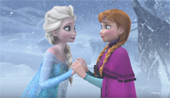 Disney's Frozen Playset TV Advert