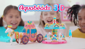 3D Crystal Carriage Set & 3D Merry-Go-Round Set TV Commercial 2019
